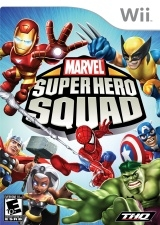 Marvel: Super Hero Squad