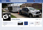G-Factor Gaming Facebook